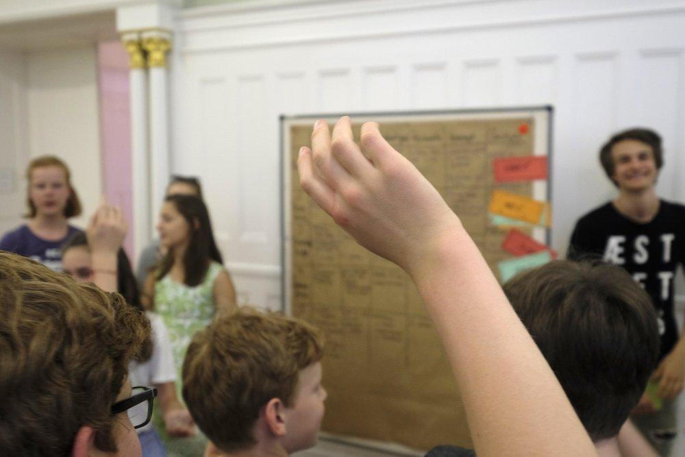 Bild vom CHILDREN Kinderbeirat (Partizipation): Entscheidungsfindung im Kinderbeirat