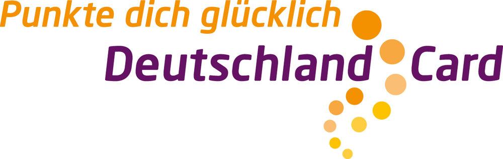 Logo der Deutschland Card