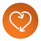 Icon zur Gedenkspende / Trauerspende / Kondolenzspende