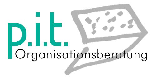 Logo von p.i.t. Organisationsberatung