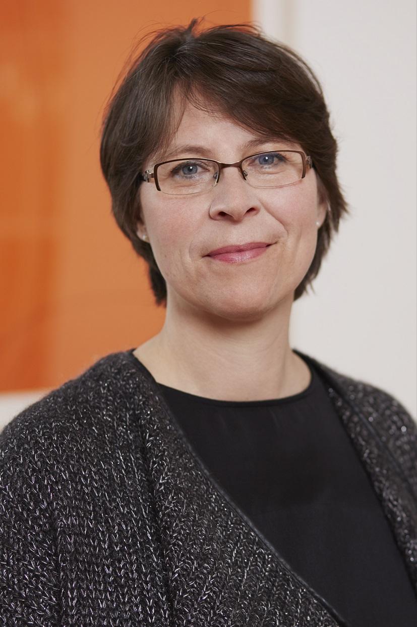 Ihre Ansprechpartnerin zum Thema Ehrenamt und Pro-bono-Unterstützung: Sandra Appel