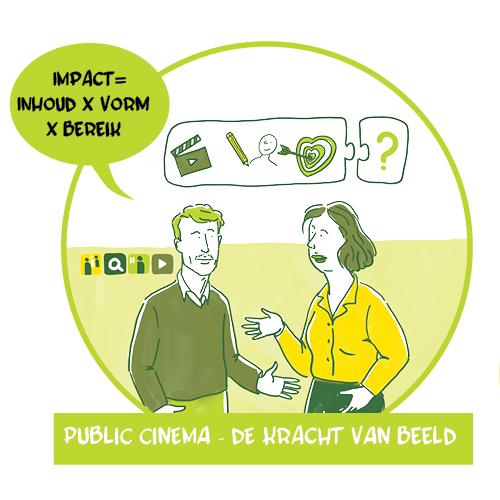 Public Cinema koos voor Gras….