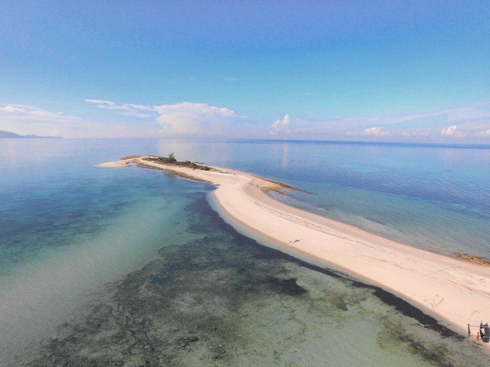 Cresta De Gallo Island, Romblon