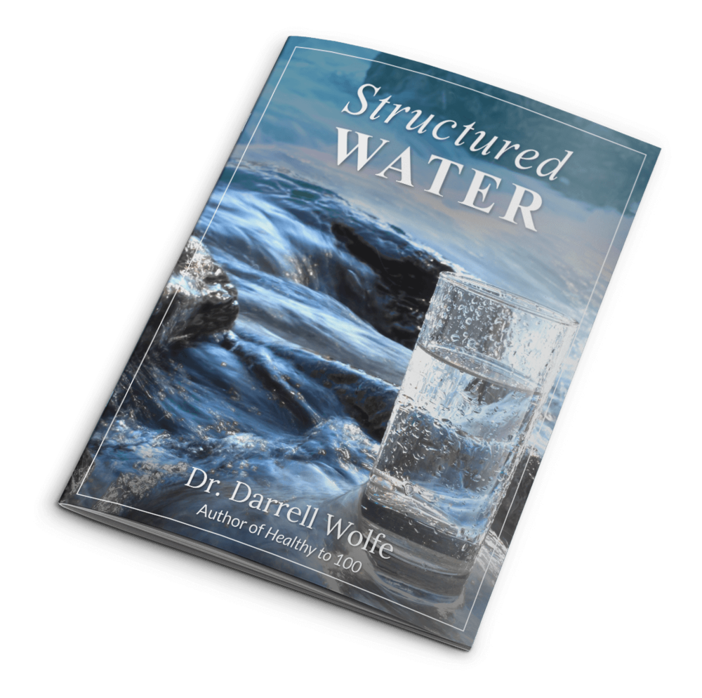 Learn more about the importance of Structured Water -
