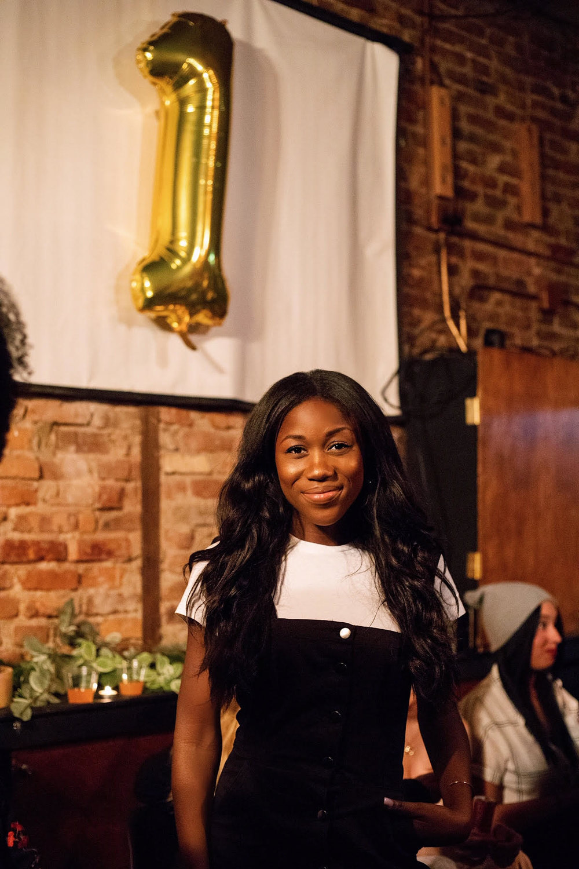 Founder + CEO Abby Adesanya (Photo: Erica Westley