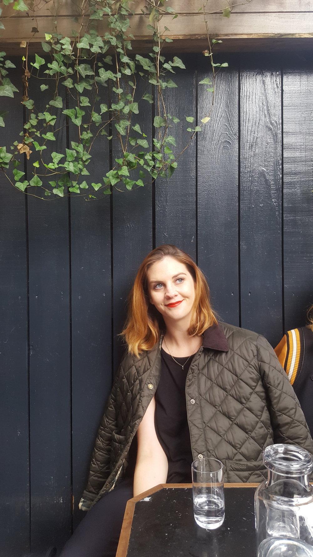 Writer and OG Novella community member  Erin Couture .