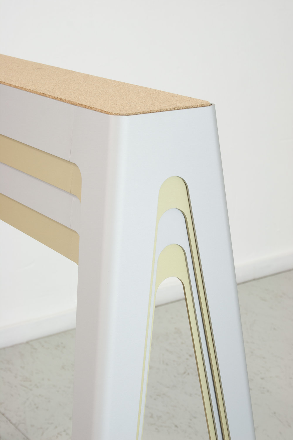 Lightness Table - trestle close up - David Derksen Design.jpg