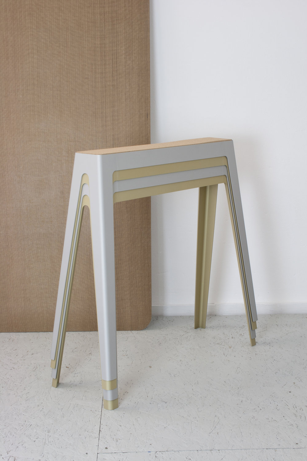 Lightness Table - trestles stacked - David Derksen Design.jpg