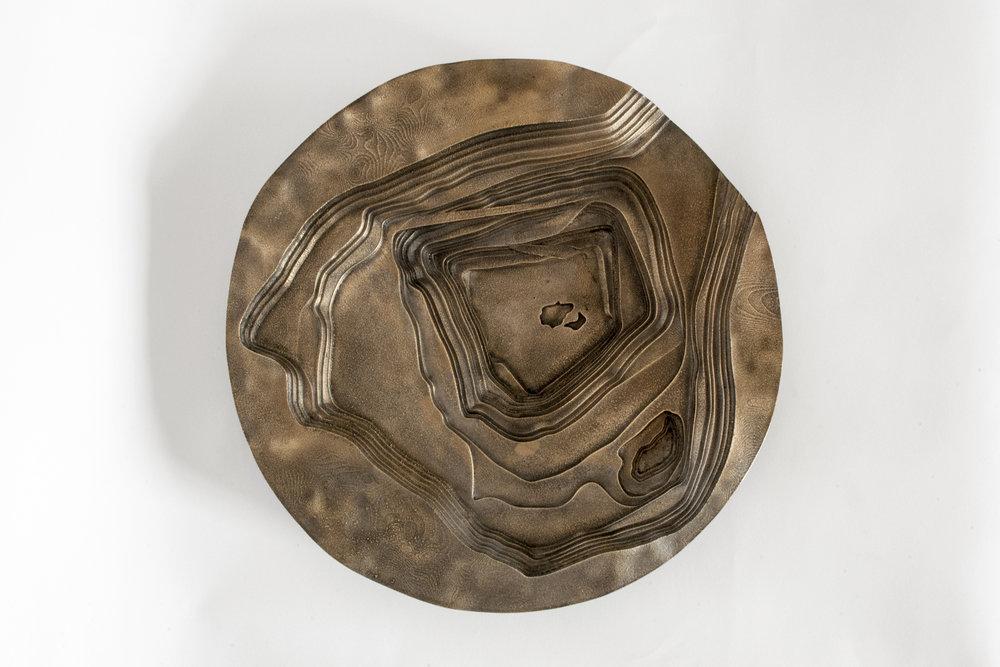 Copper Mining bowl top view - David Derksen Design.jpg