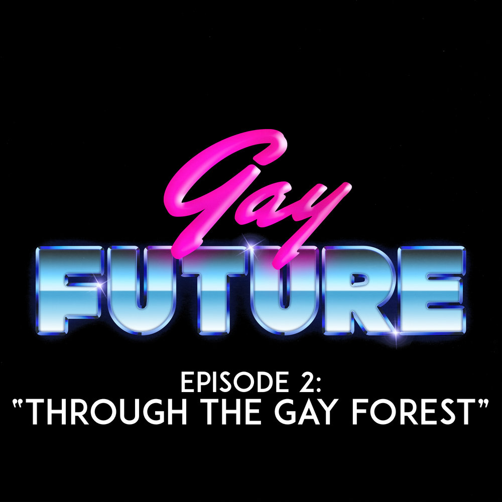 EPISODE 2: THROUGH THE GAY FOREST   Mikey, Deb, and Tristan set off to find the Lost City of Straight and must travel through the Chloë Sevigny forest.  However Chad, along with a mysterious creature in the woods, is hot on their heels.