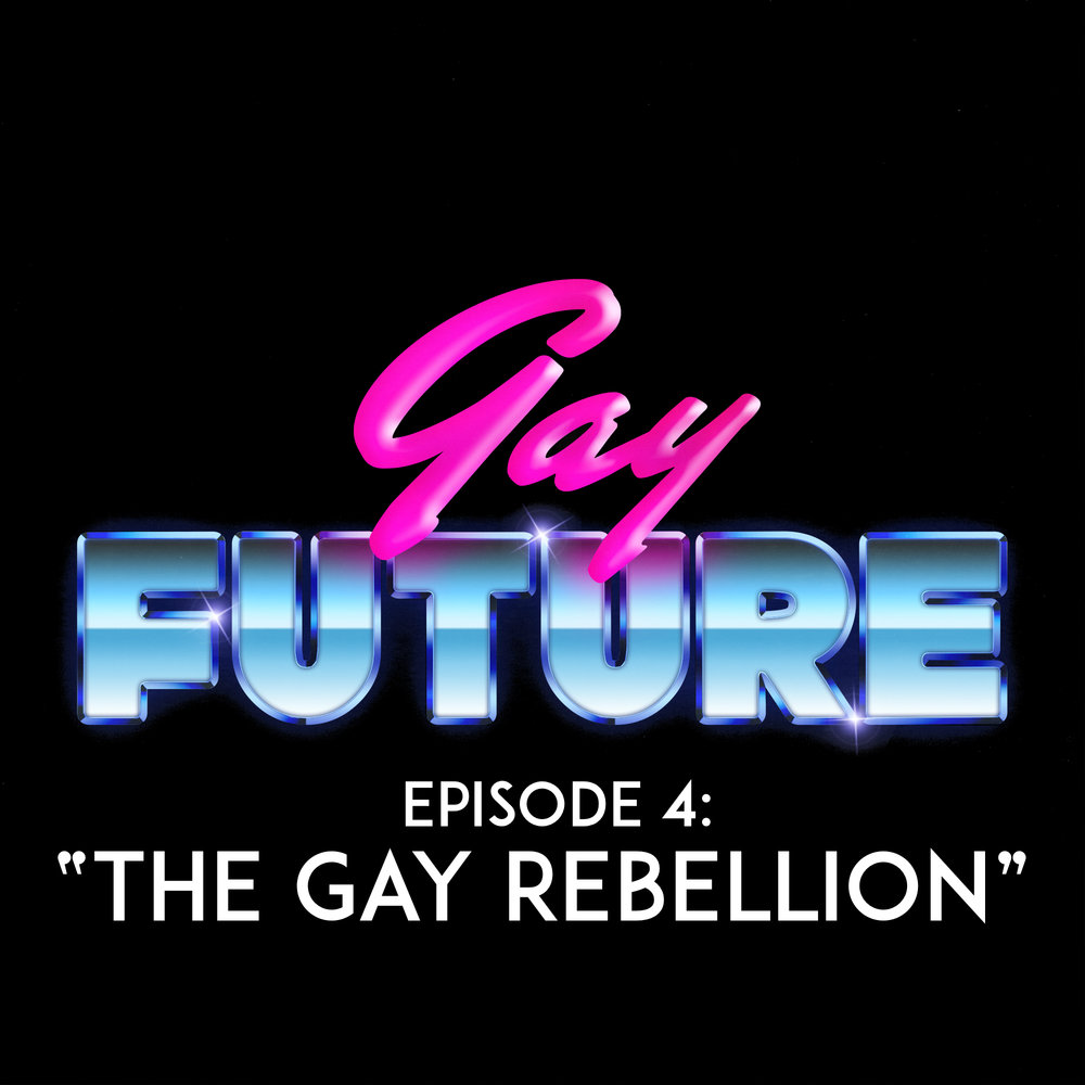 EPISODE 4: THE GAY REBELLION   With no army in sight, the team sets off to Lesbian Vale to drum up a rebellion.  Meanwhile, Chad struggles to adjust to his new life back at Gay Palace.