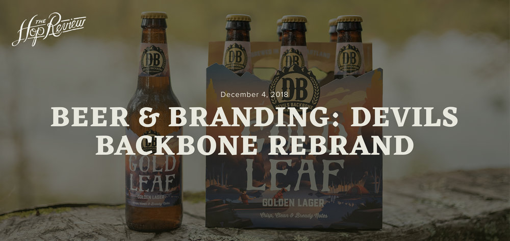 Anheuser-Busch acquired Devils Backbone in 2016.