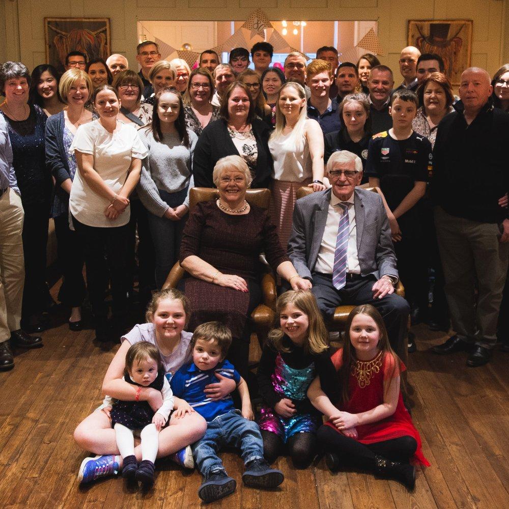 Ann's 80th Birthday Party -