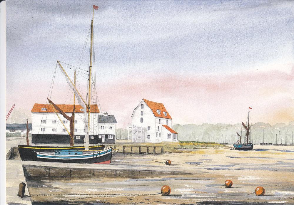 The Tidemill Woodbridge, Suffolk