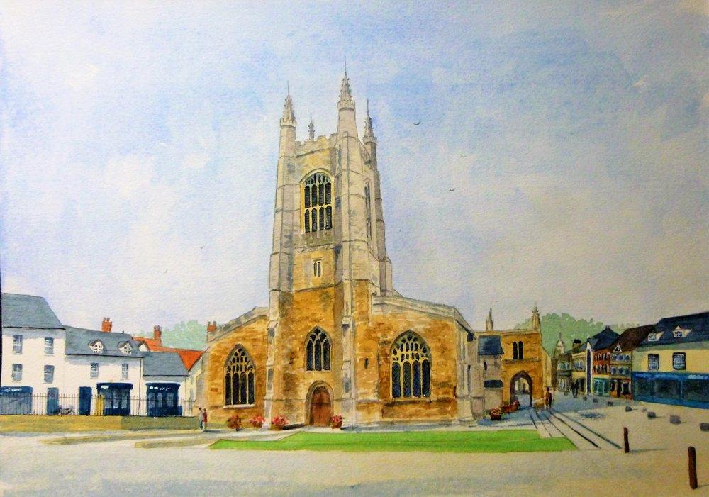 St. Johns Church, Peterborough