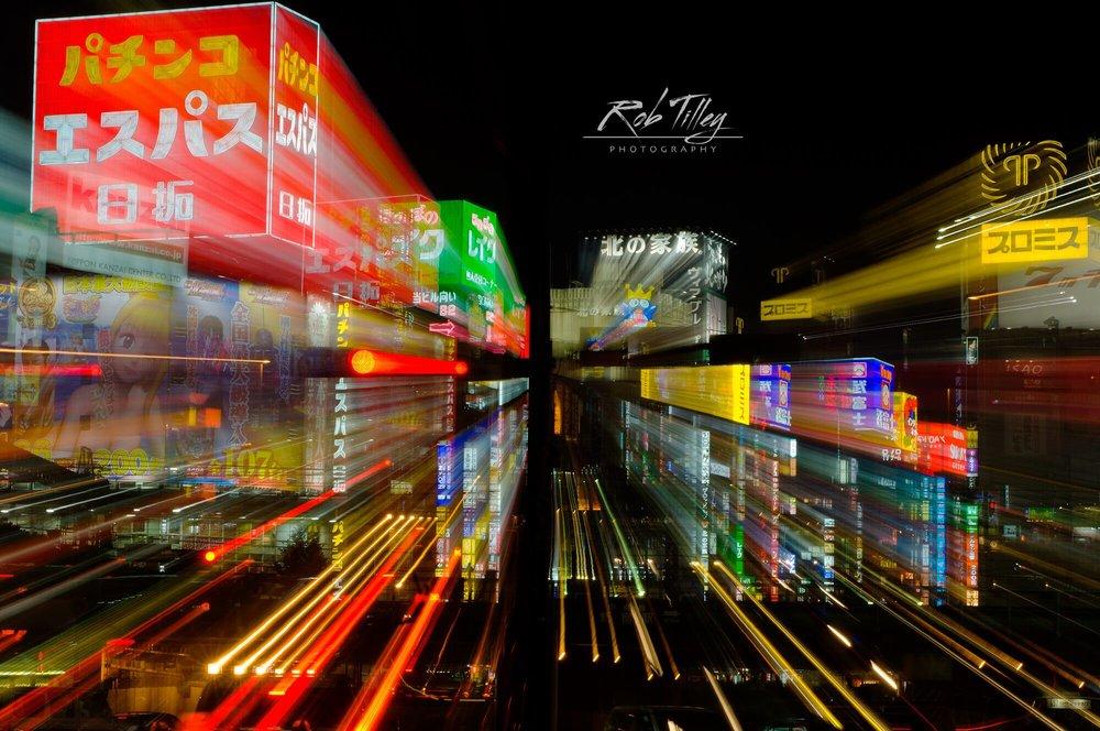 Shinjuku Neon I