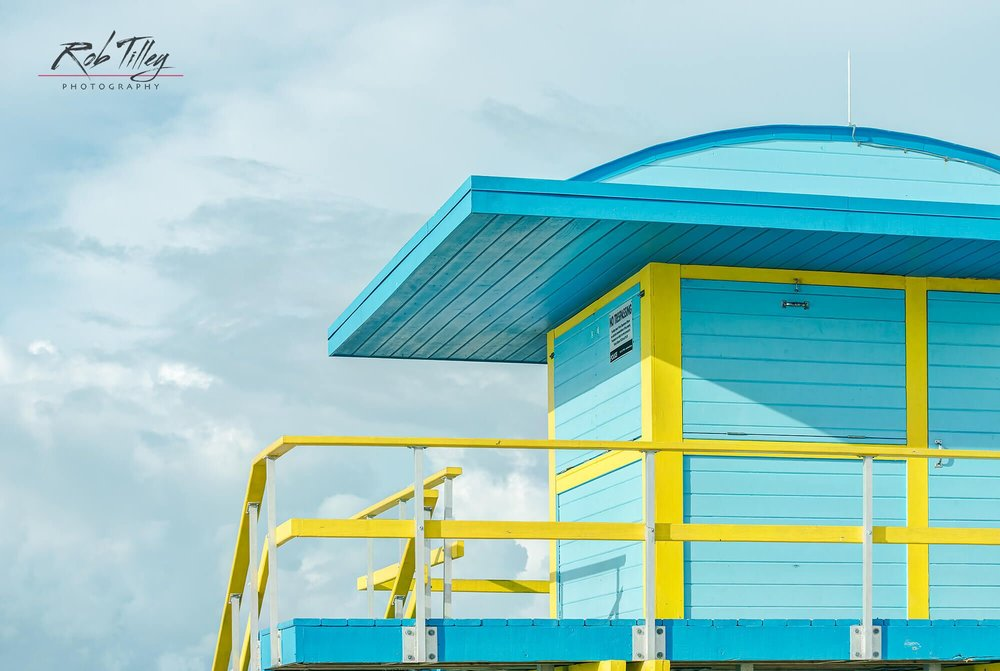 Lifeguard Hut Detail