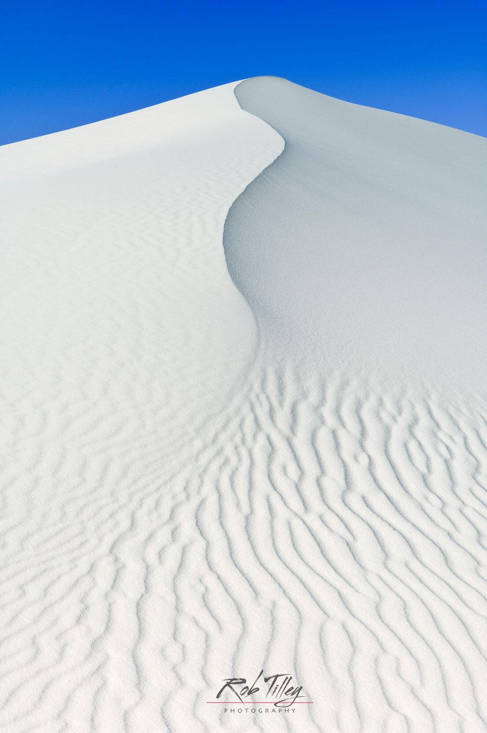 White Sand Dune III