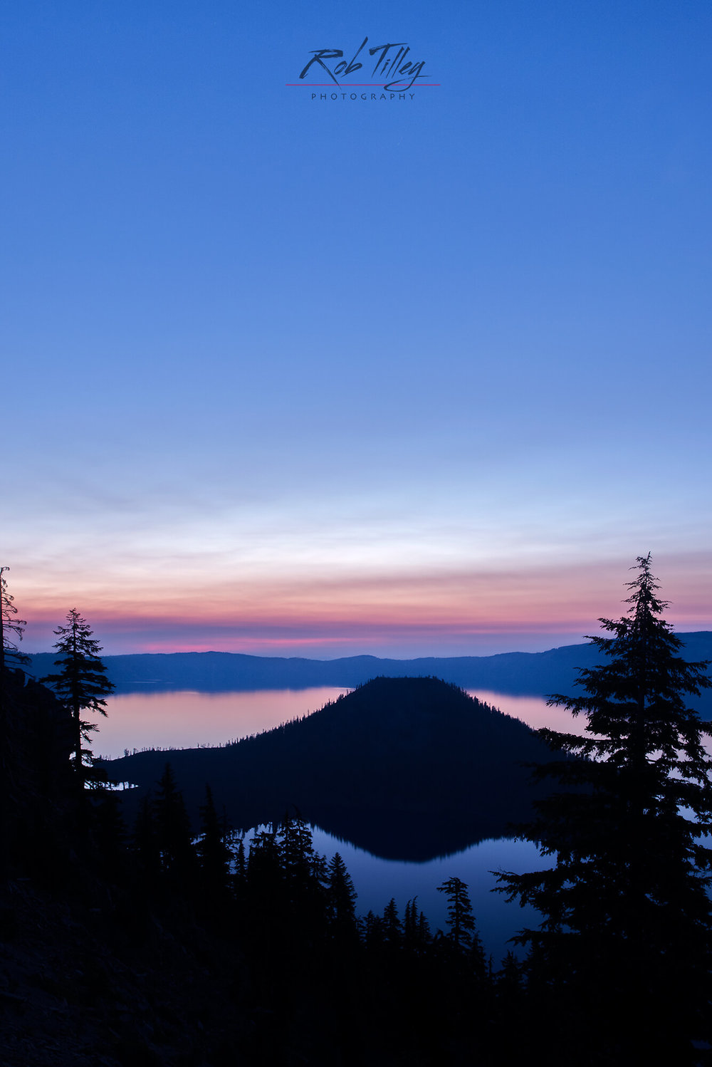 Crater Lake Dawn II