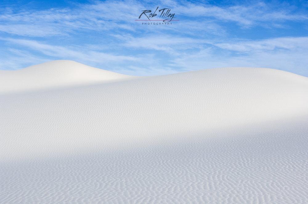 White Sand Dune II