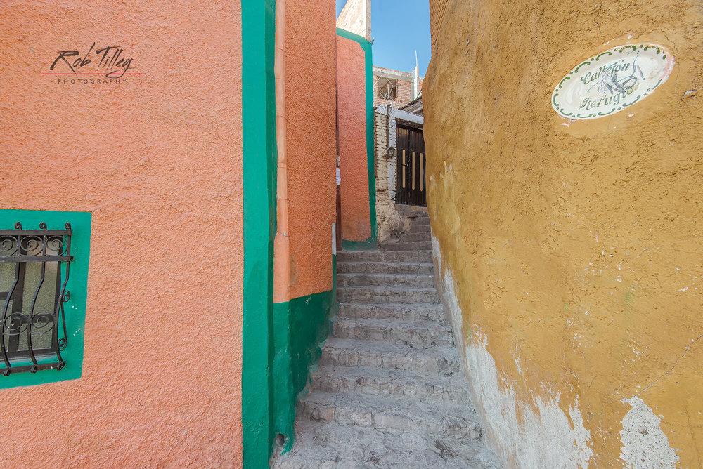 Guanajuato Alley I