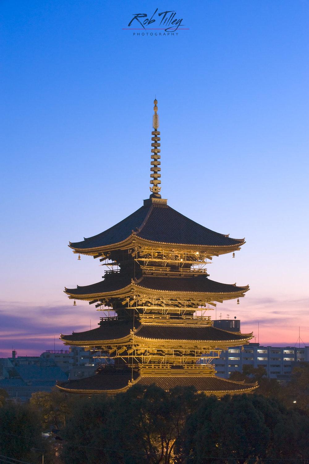 Todaiji Pagoda II