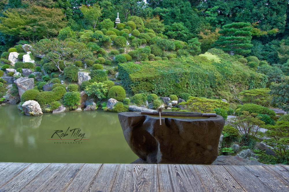 Chisaku-in Temple Garden
