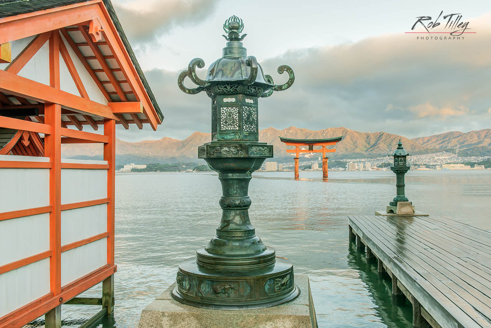 Itsukushima Shrine III