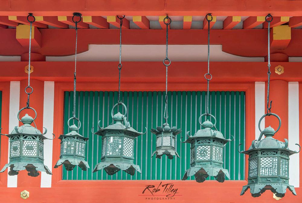 Kasuga Shrine Lanterns I