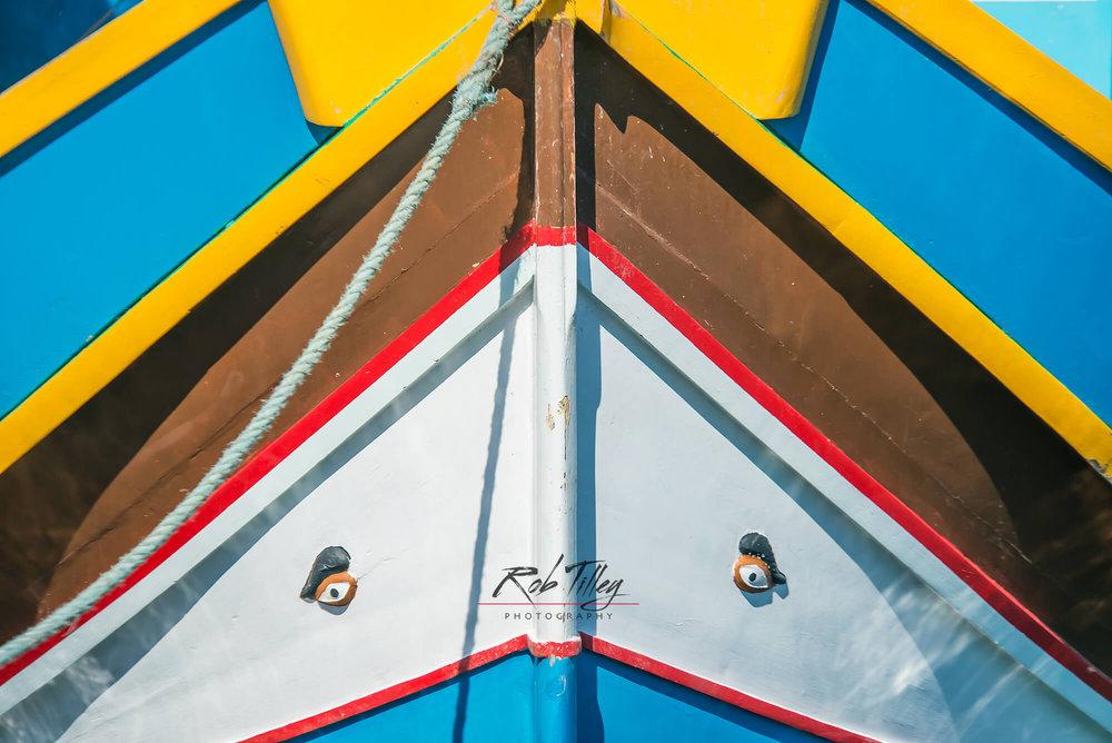 Maltese Fishing Boat II