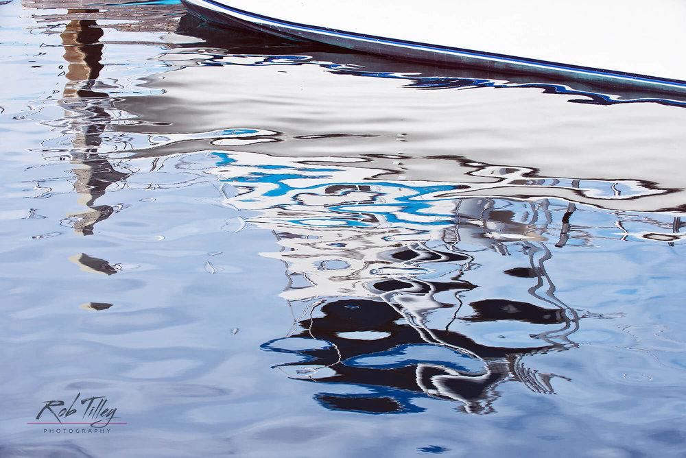Marina Reflection II