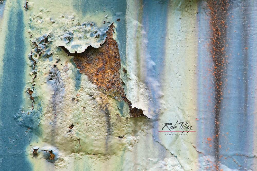 Peeling Paint III