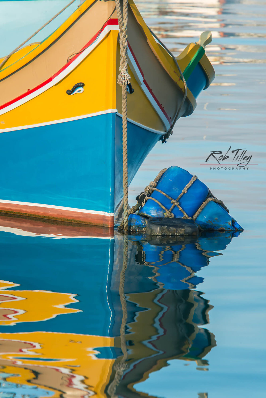 Maltese Fishing Boat I
