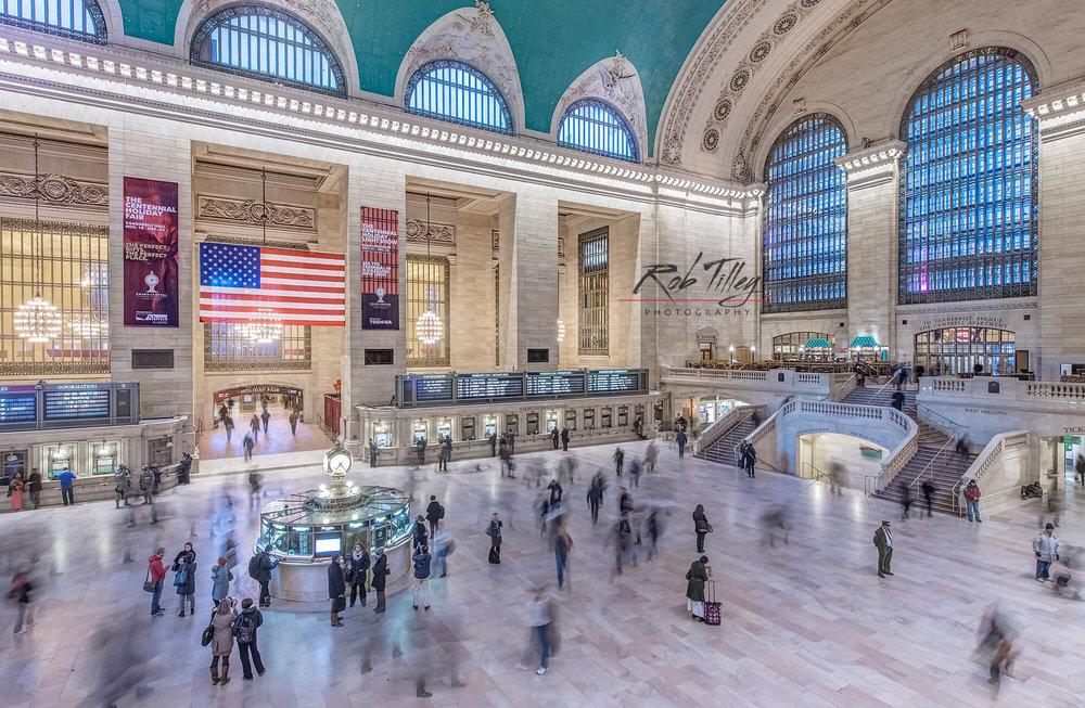 Grand Central Rush Hour I