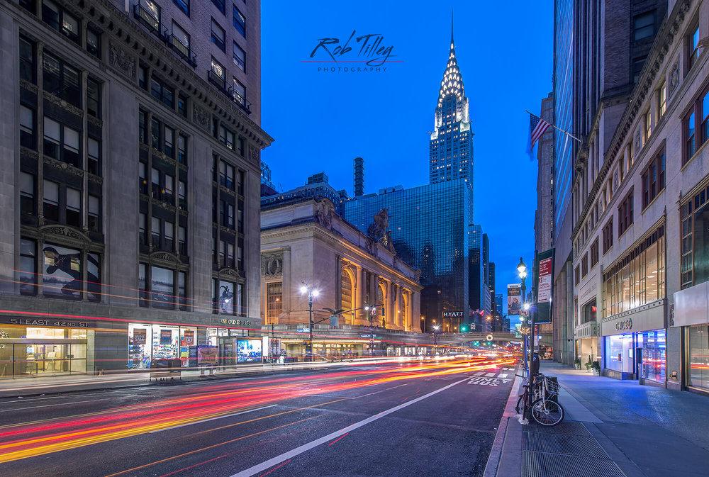 Grand Central Station Dawn I
