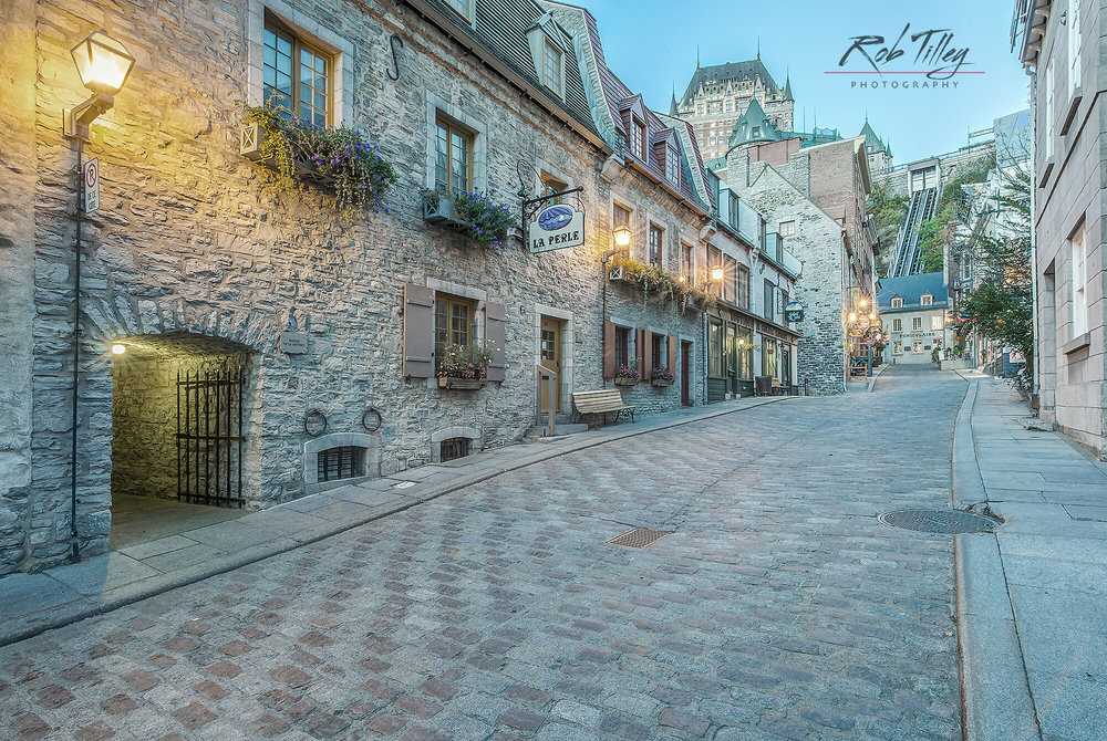 Quebec City Old Town I