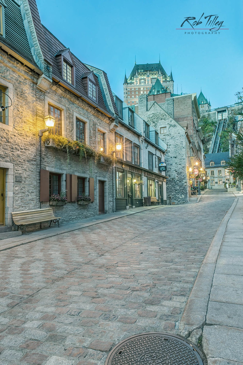 Quebec City Old Town II