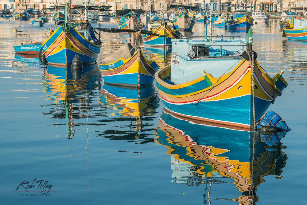 Marsaxlokk Harbor I