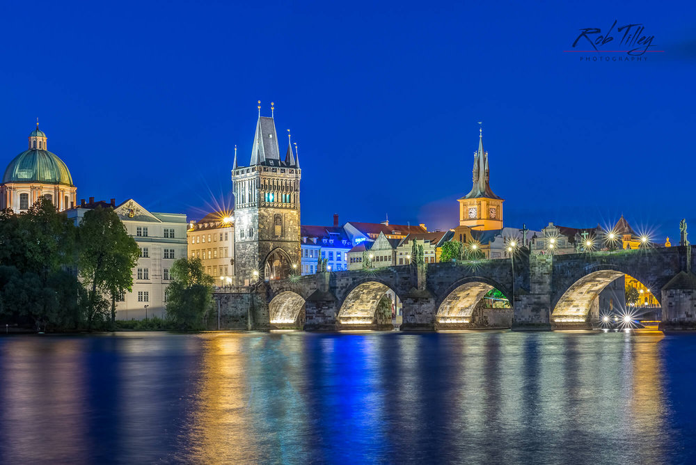 Twilight Charles Bridge II