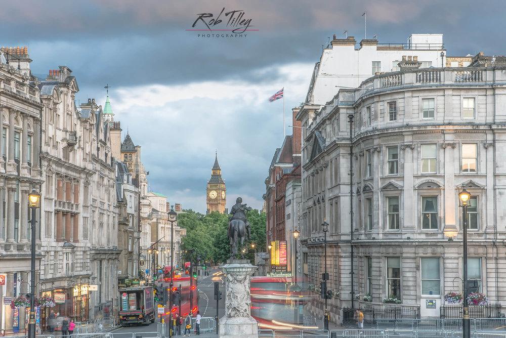 Whitehall & Big Ben