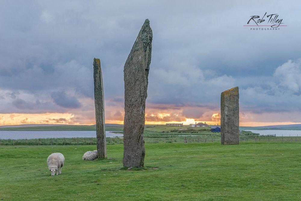 Stones of Stenness Sunset I.jpg