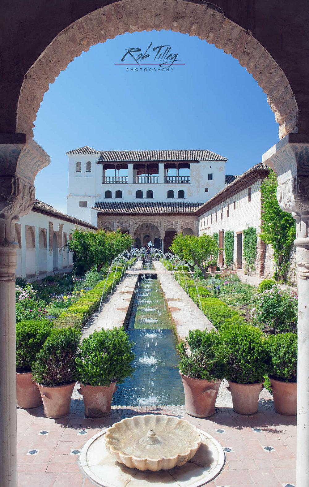 Alhambra Garden I