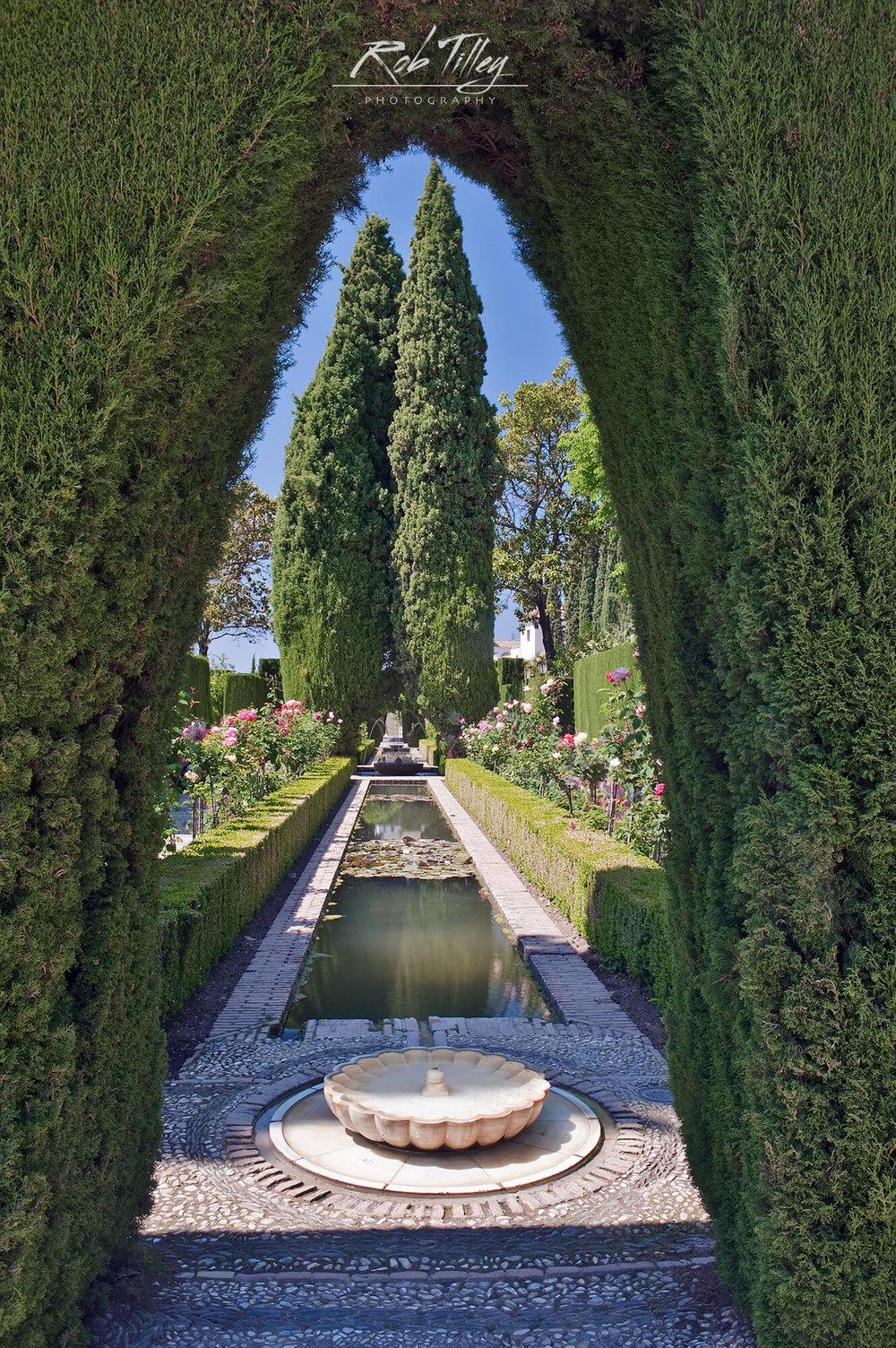 Alhambra Garden II