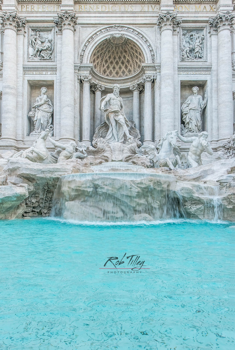 Trevi Fountain II