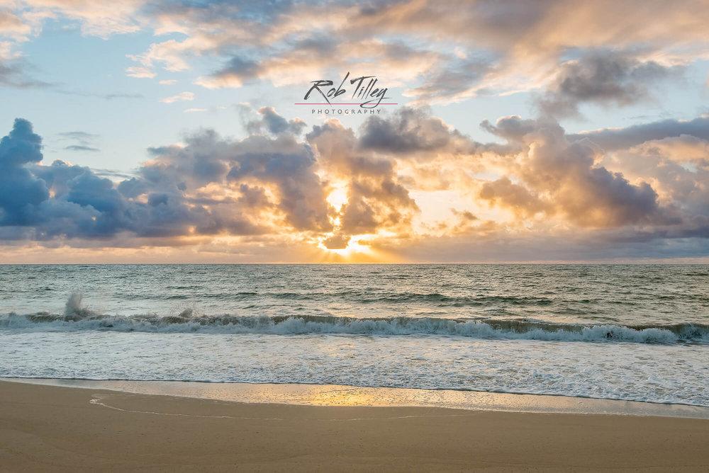 Kauai Sunrise I
