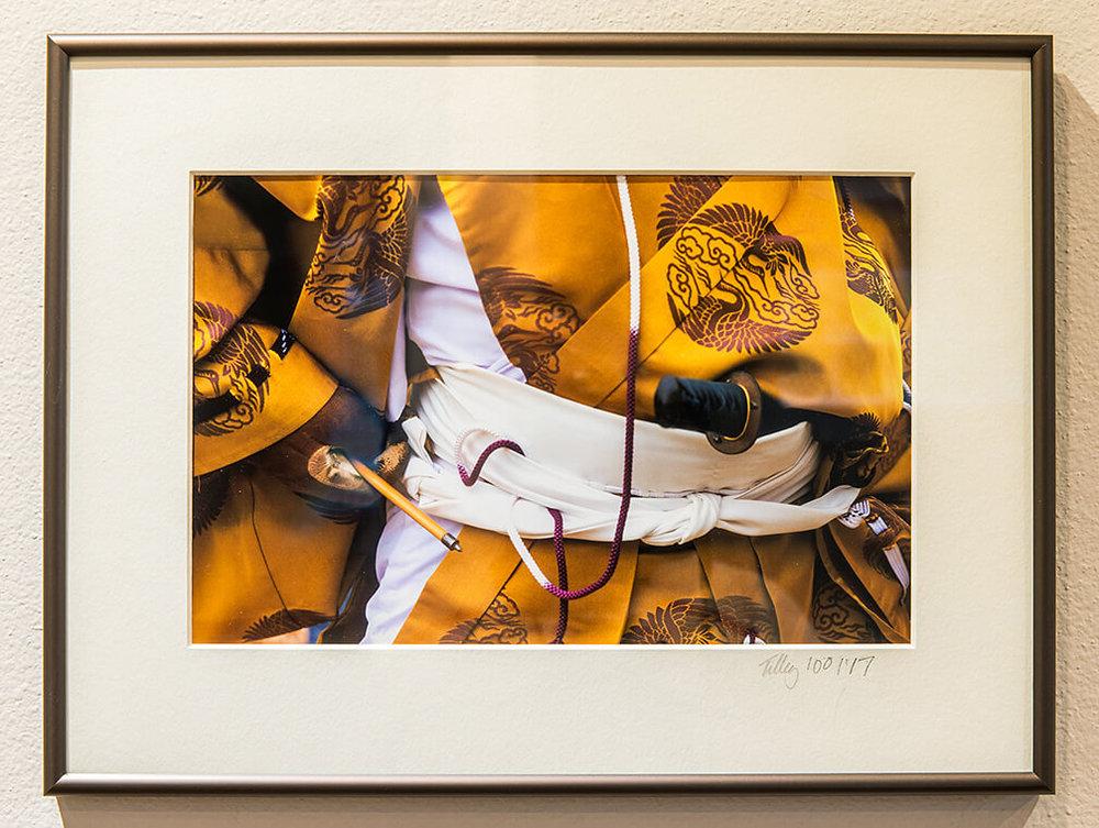 Fujiflex SuperGloss Print with Standard Bronze Frame