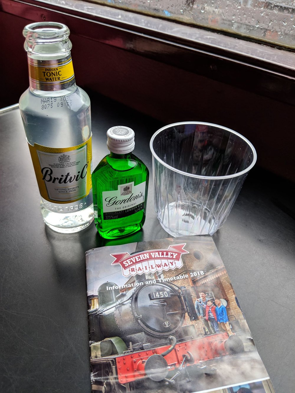 It's not just the trains themselves which are licensed. The Severn Valley boasts traditional pubs in the station buildings of Kidderminster and Bridgnorth and there are numerous cafes with booze on the menu. In the Summer, they even run special services where you can embark on gin, wine or whisky tasting.