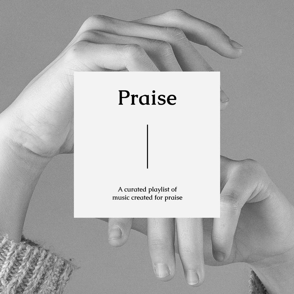 Praise – A Curated Playlist - A carefully curated list of songs of praise that was created as part of the 3 Reasons to Praise through the Pain post, outlining the benefits of praising in the midst of hardship and suffering. You can read that post here.