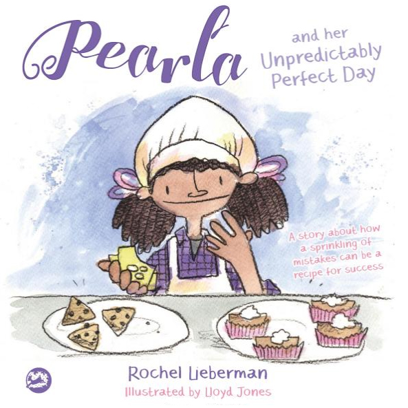 Pearla and Her Unpredictably Perfect Day, 2016, Jessica Kingsley Publishers