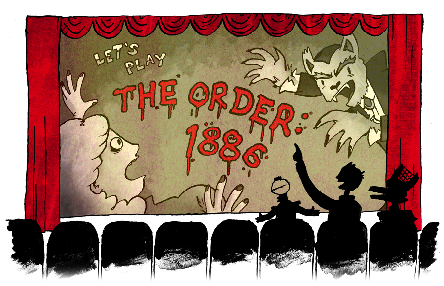 Thread banner for Let's Play The Order 1886 by KalonZombie, 2017